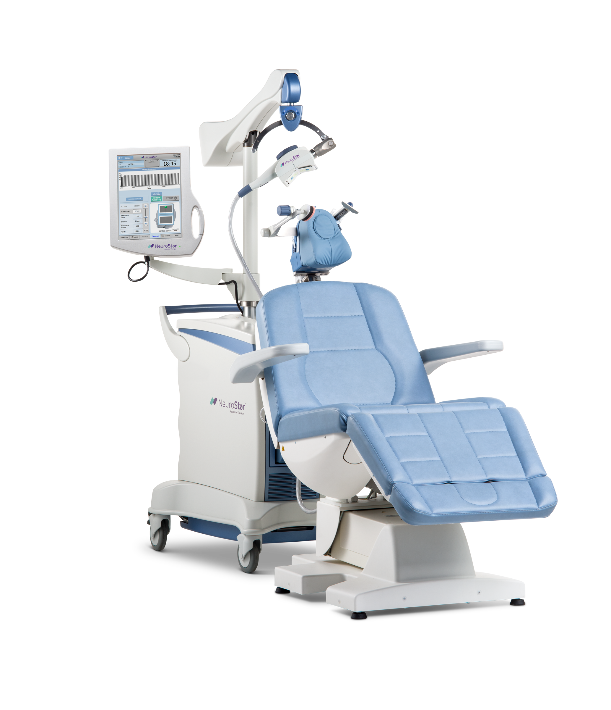 TMS Therapy Machine